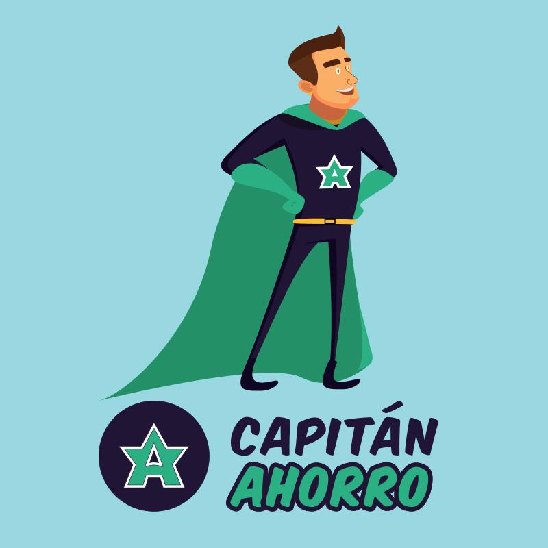 Capitán Ahorro_portada