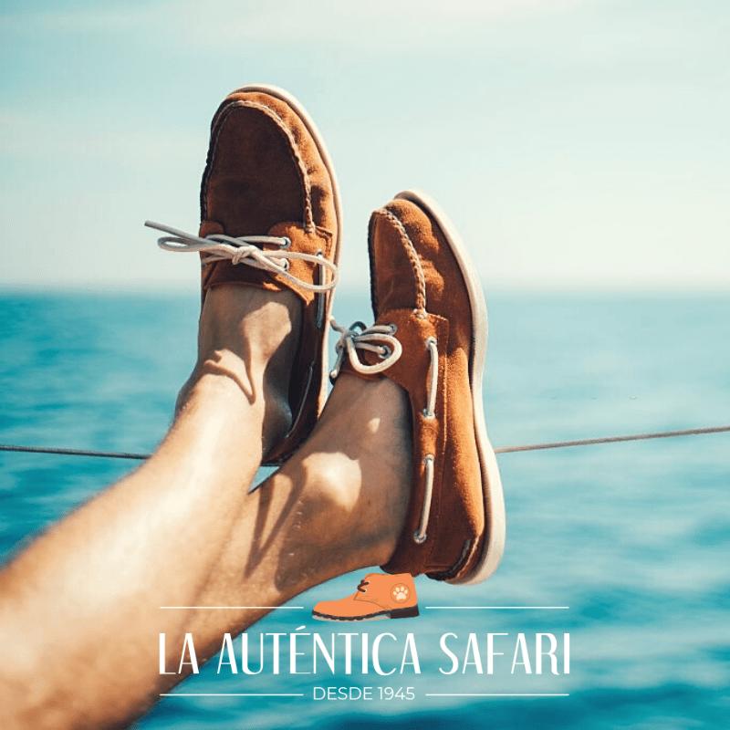 La autentica safari portada